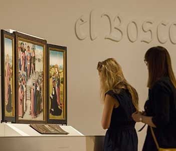 Bosch gallery guide