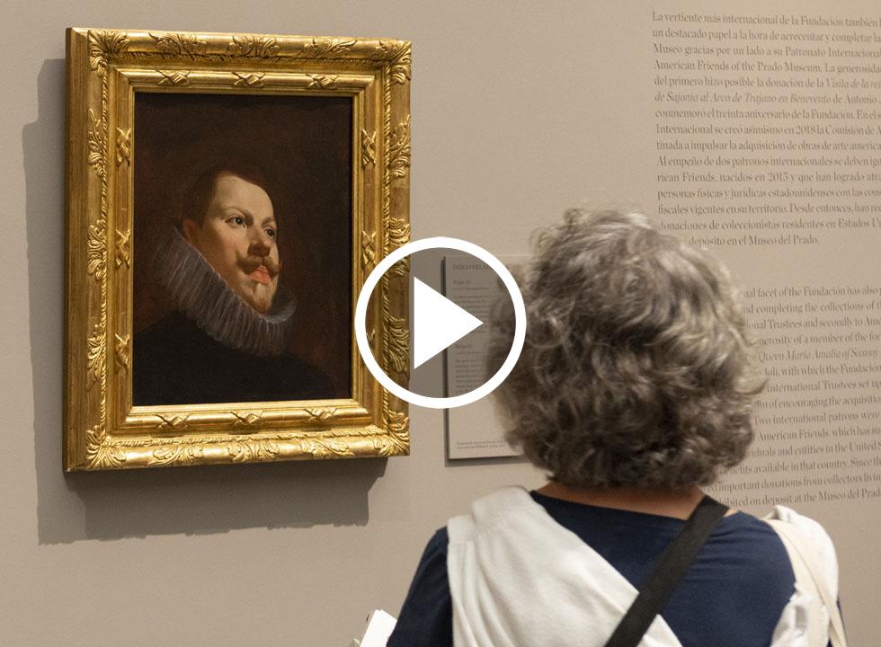 Prado exhibit celebrates art from American Friends