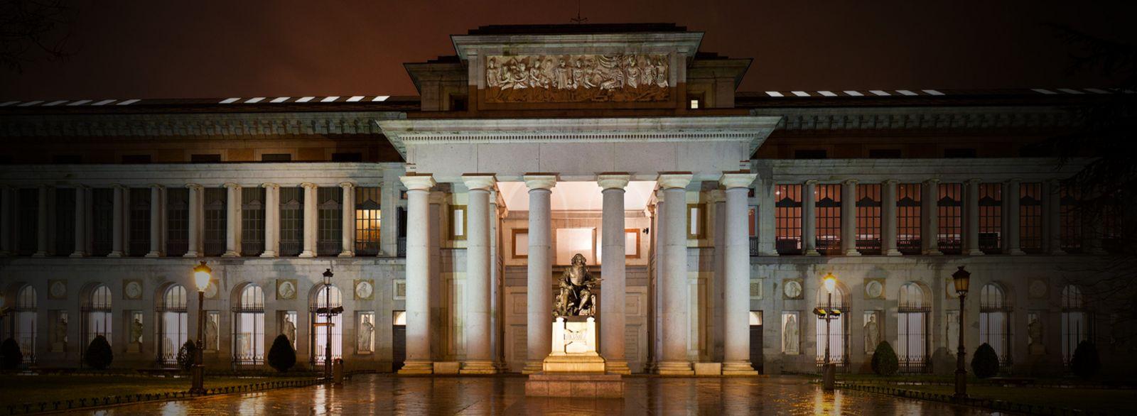 The Prado Museum</br> temporarily closed to public access