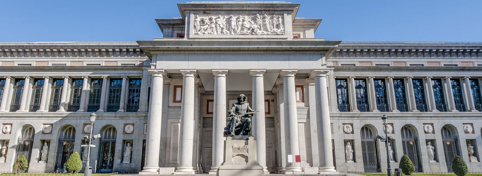 Welcome </br>The Prado Museum