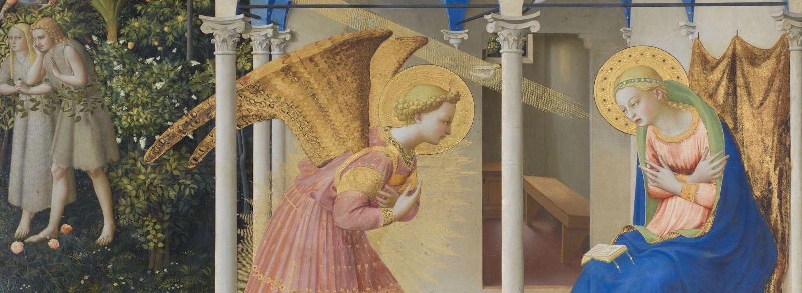 Help restore The Annunciation masterpiece