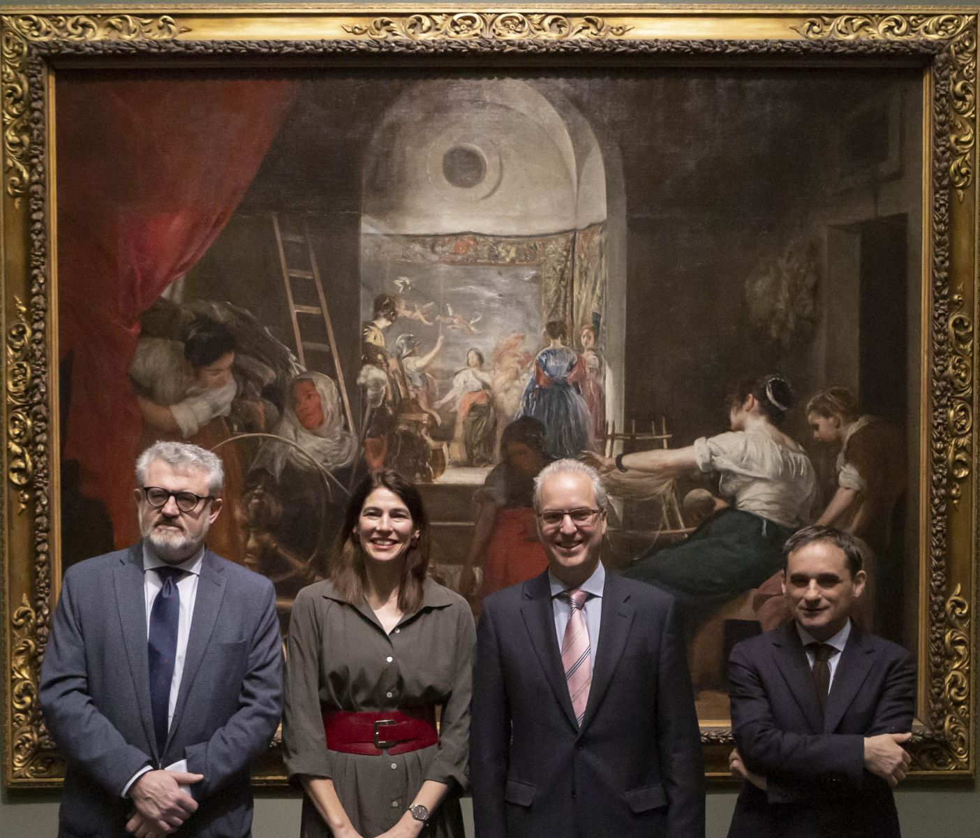 American Express contributes for improved Velázquez painting display
