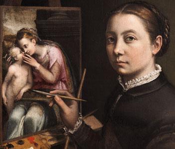 Sofonisba Anguissola and Lavinia Fontana. A Tale of two women painters